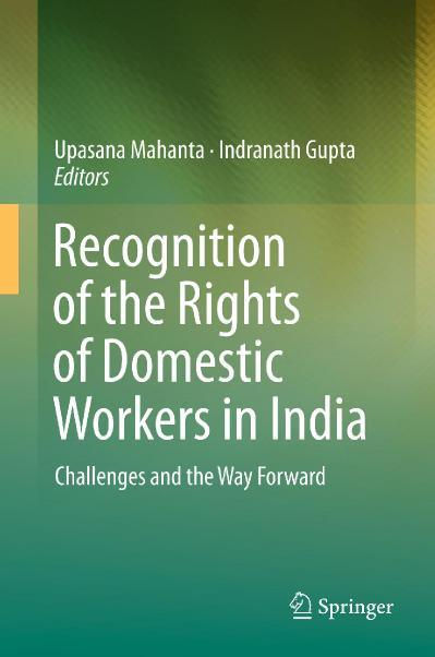 Recognition of the Rights of Domestic Workers in India!