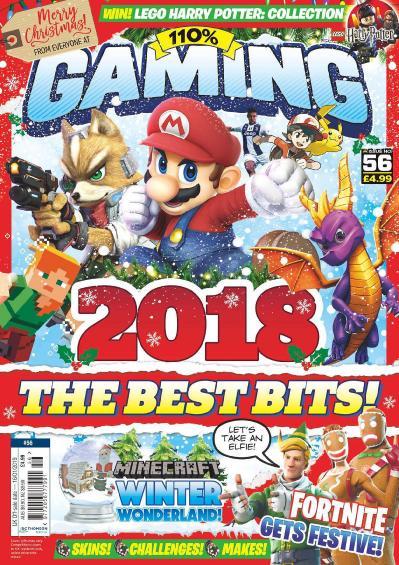 110 Gaming  December (2018)
