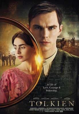 Толкин / Tolkien (2019) BDRip 1080p | Лицензия