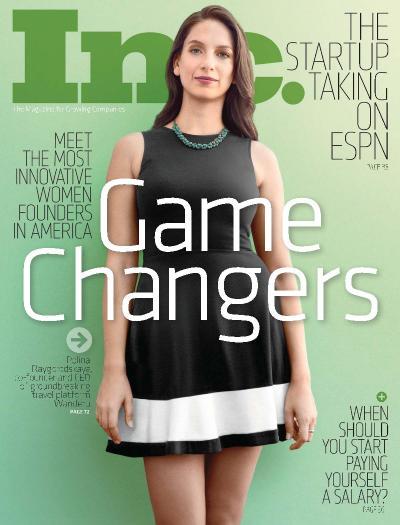 Inc Magazine  October (2017)