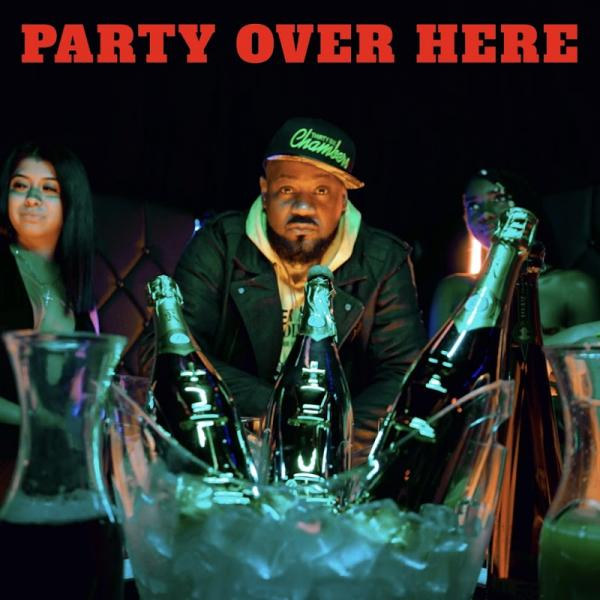 Ghostface Killah Party Over Here SINGLE 2019