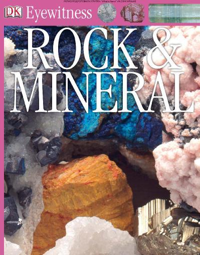 DK Eyewitness   Rock & Mineral
