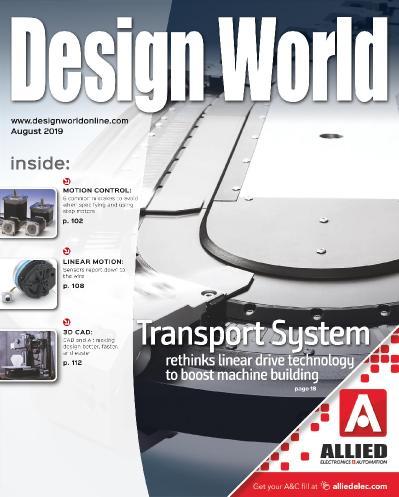 Design World   August (2019)