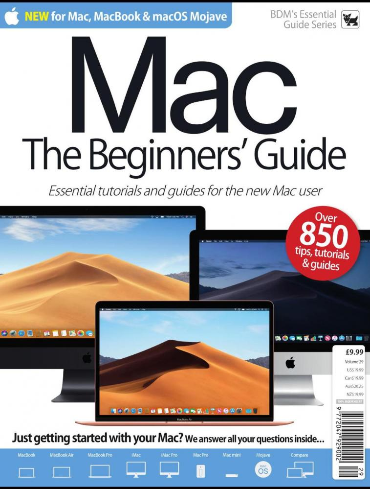 Mac The Beginners Guide - Volume 29 2019