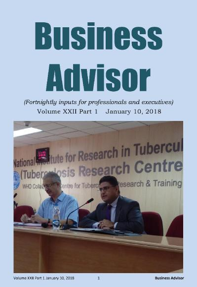 Business Advisor  January 09 (2018)