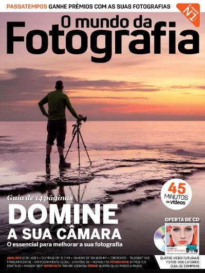 O Mundo da Fotografia  Maio (2017)