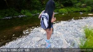 Katrina Jade - Day Tripper Dick Sucking [1080p]