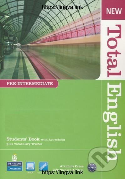 New Total English   Pre Intermediate   Students Book