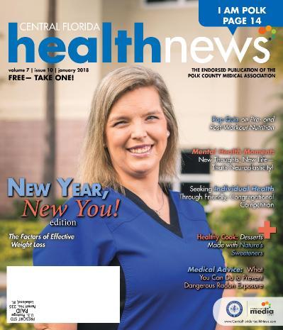Central Florida Health News  January (2018)