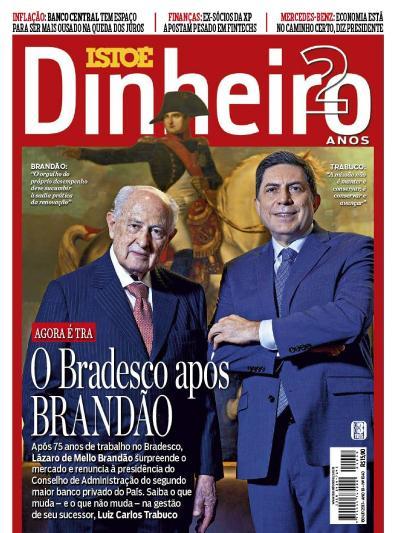 Isto  201 Dinheiro  Brazil  Issue 1040  19 Outubro (2017)