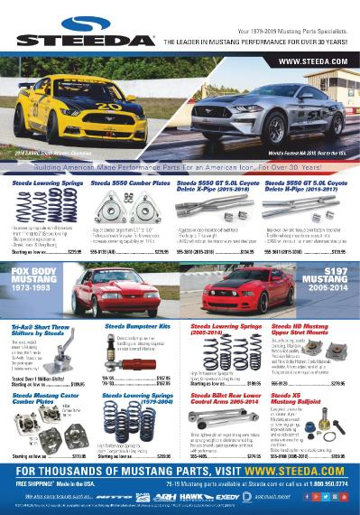 Muscle Mustangs & Fast Fords   October (2019)