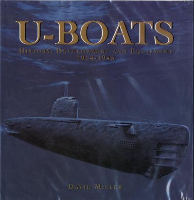 U boats History, Development and Equipment, 1914 (1945)