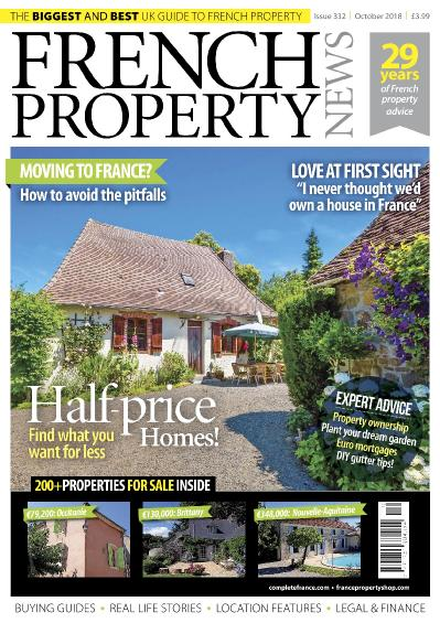 French Property News  October (2018)