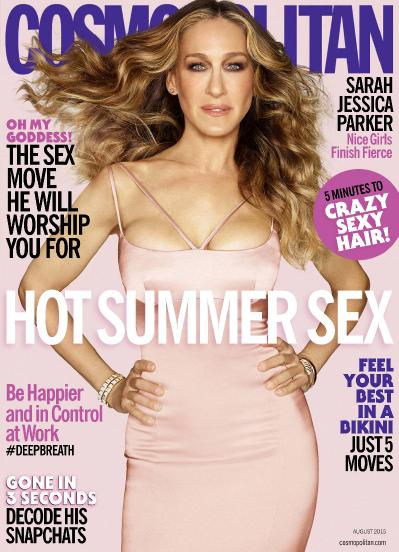 Cosmopolitan   August 2015 USA