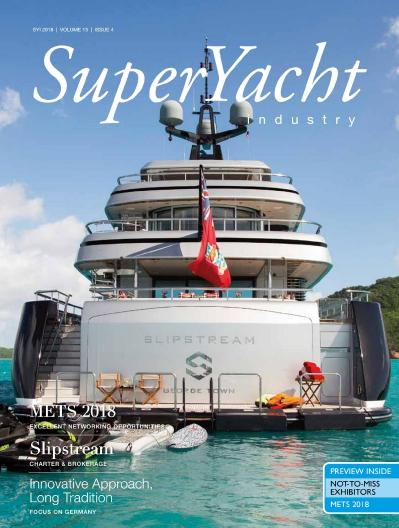 SuperYacht Industry   Vol 13 Issue 4 (2018)