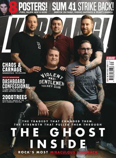 Kerrang !   27 07 (2019)