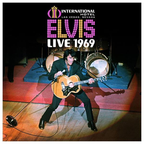 Elvis Presley Live 1969  2019