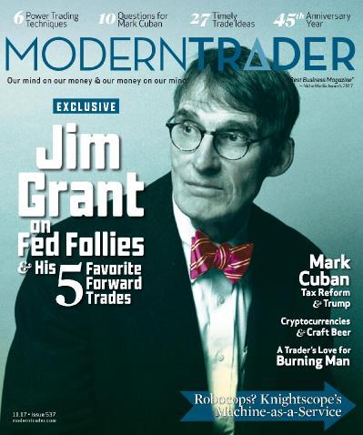 Modern Trader  November (2017)