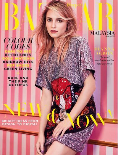 Harper s Bazaar Malaysia  January (2018)