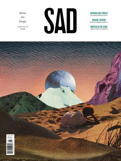 SAD Magazine   Issue No 24 (2018)