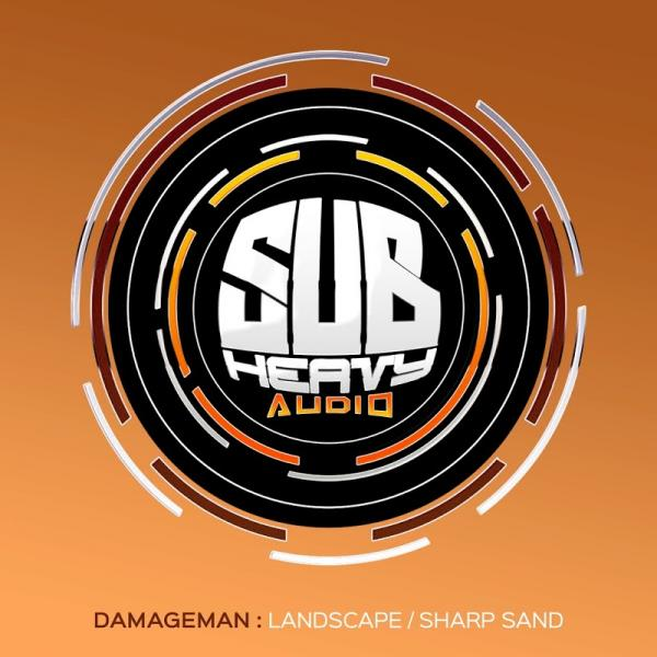 Damageman Landscape  Sharp Sand HEAVY06  2019