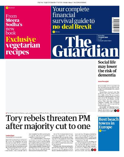 The Guardian   03 08 (2019)
