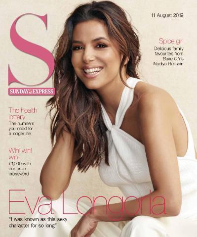 Sunday Magazine  August 11 (2019)