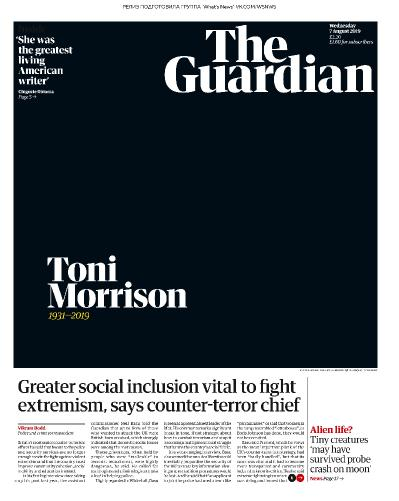 The Guardian   07 08 (2019)