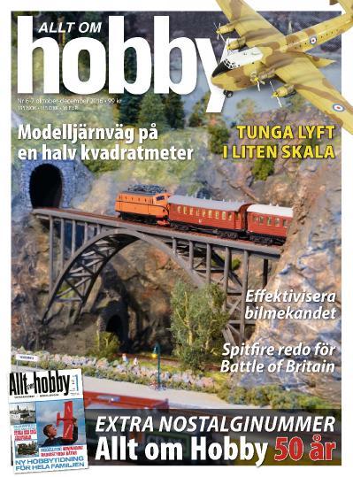 Allt om Hobby  Oktober December (2016)