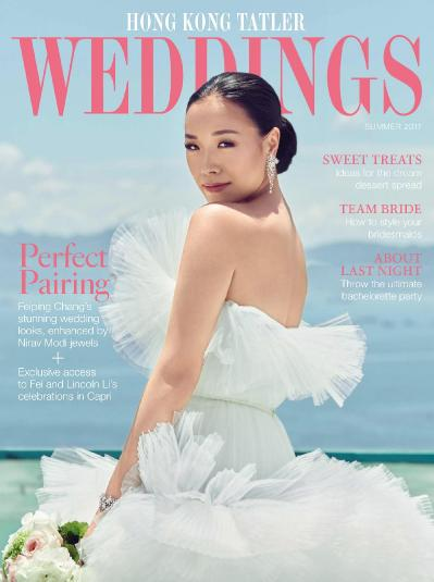Hong Kong Tatler Weddings  August (2017)