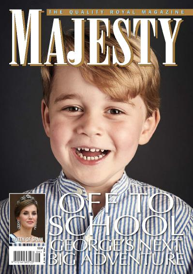Majesty Magazine  September (2017)