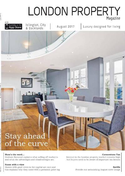 London Property Magazine Islington City & & Docklands Edition  August (2017)
