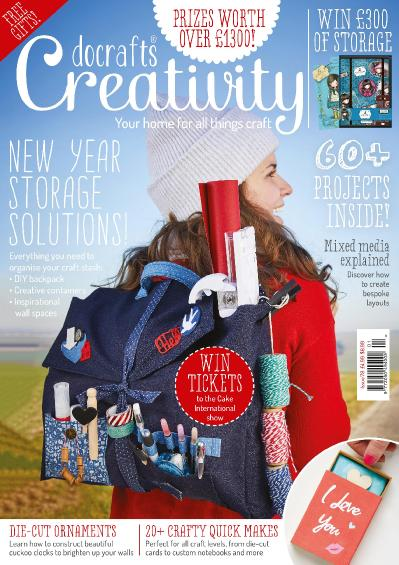 docrafts Creativity   January (2017)