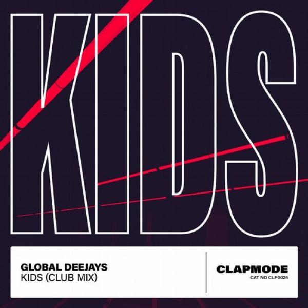 Global Deejays   Kids Club Mix CLP0024 SINGLE  2019