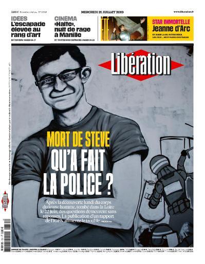 Liberation   2019 07 31