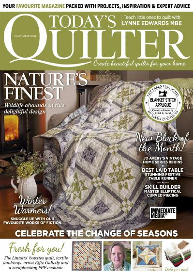 Today s Quilter  December (2017)