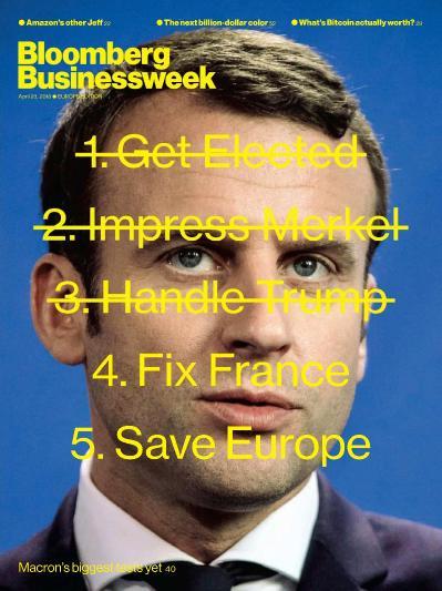Bloomberg Businessweek Europe   April 23 (2018)