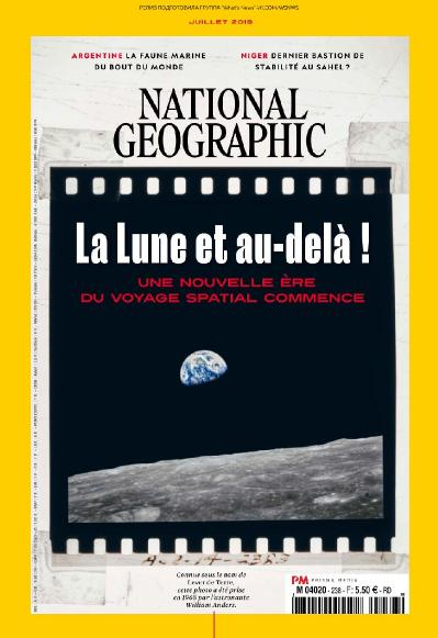 National Geographic France   07 (2019)