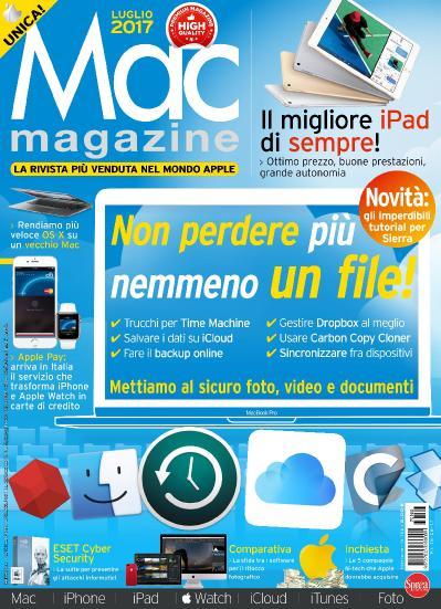 Mac Magazine N 105  Luglio (2017)