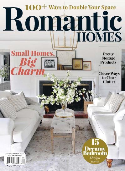Romantic Homes  September (2017)