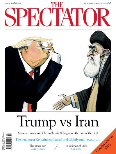 The Spectator   May 12 (2018)