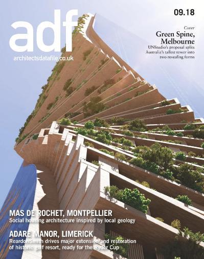 Architects Datafile ADF   September (2018)