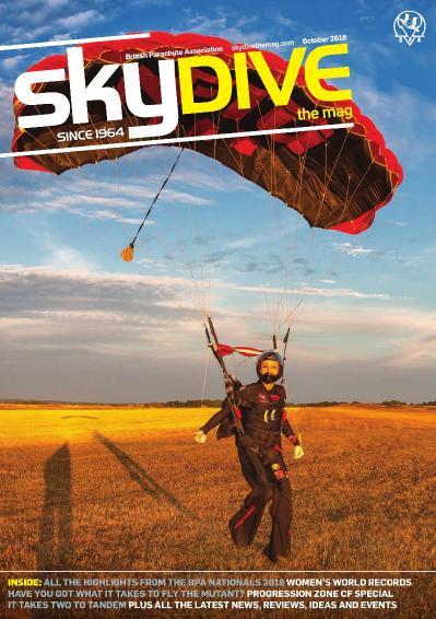 Skydive  September (2018)