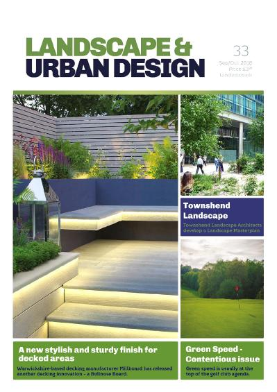 Landscape & & Urban Design   September October (2018)