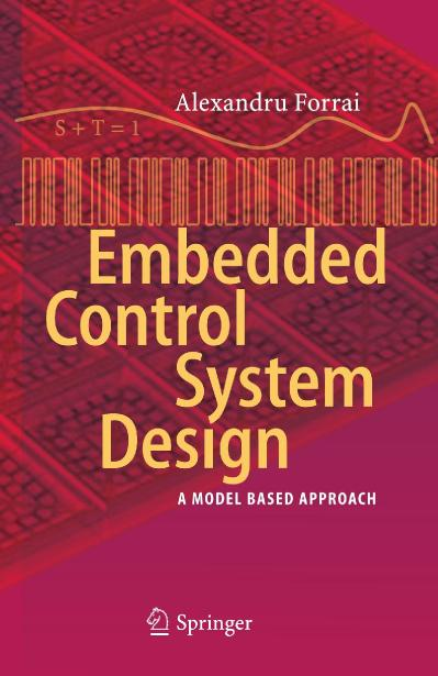 Embedded Control System Design A Model Based Approach