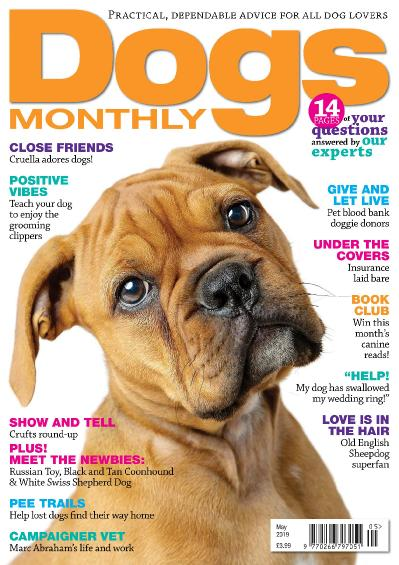Dogs Monthly   May (2019)