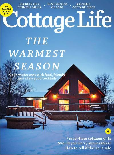 Cottage Life  December (2018)