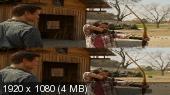 Без черных полос (на весь экран) Мстители: Финал 3D / Avengers: Endgame 3D  Вертикальная анаморфная стереопара
