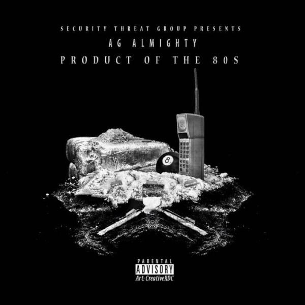 AG Almighty Product of The Eighties  2016