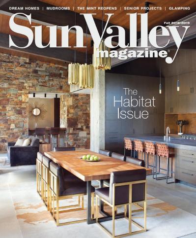 Sun Valley Home Magazine   Fall (2018)